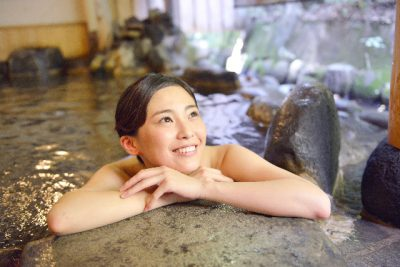 お風呂で美肌