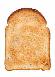 焦げたパン