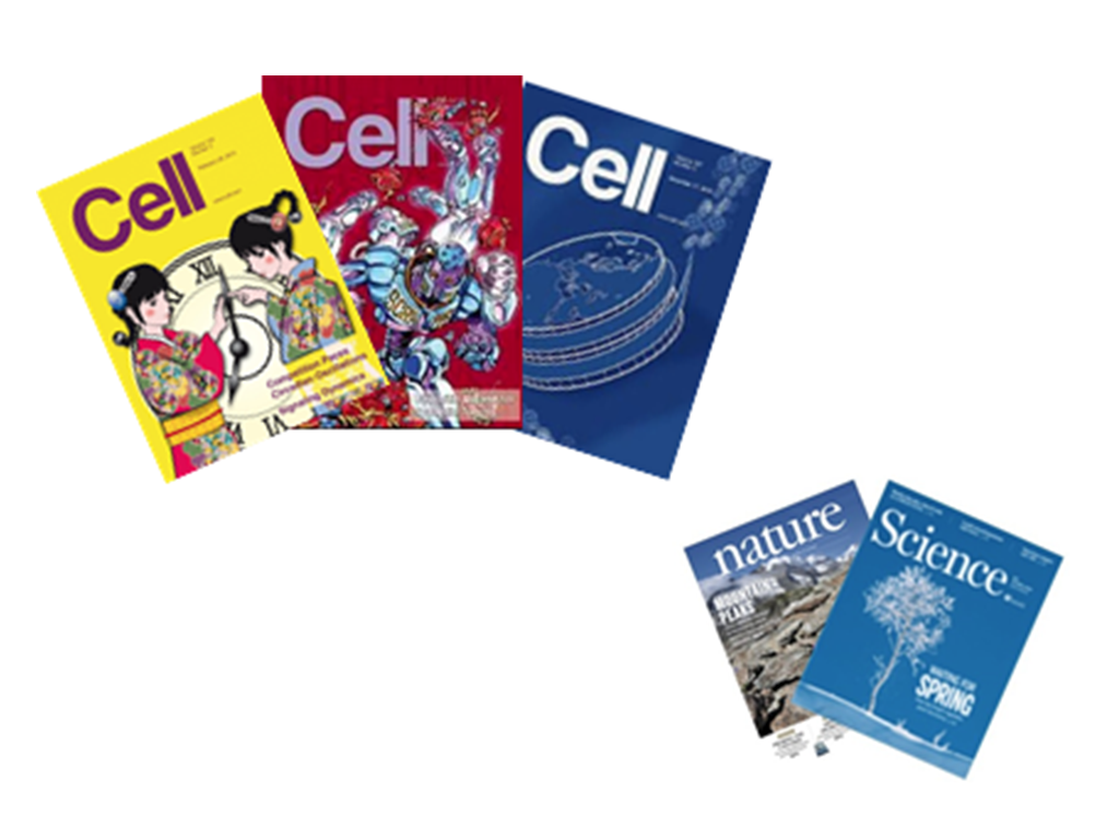 Cell・nature・Science学術誌